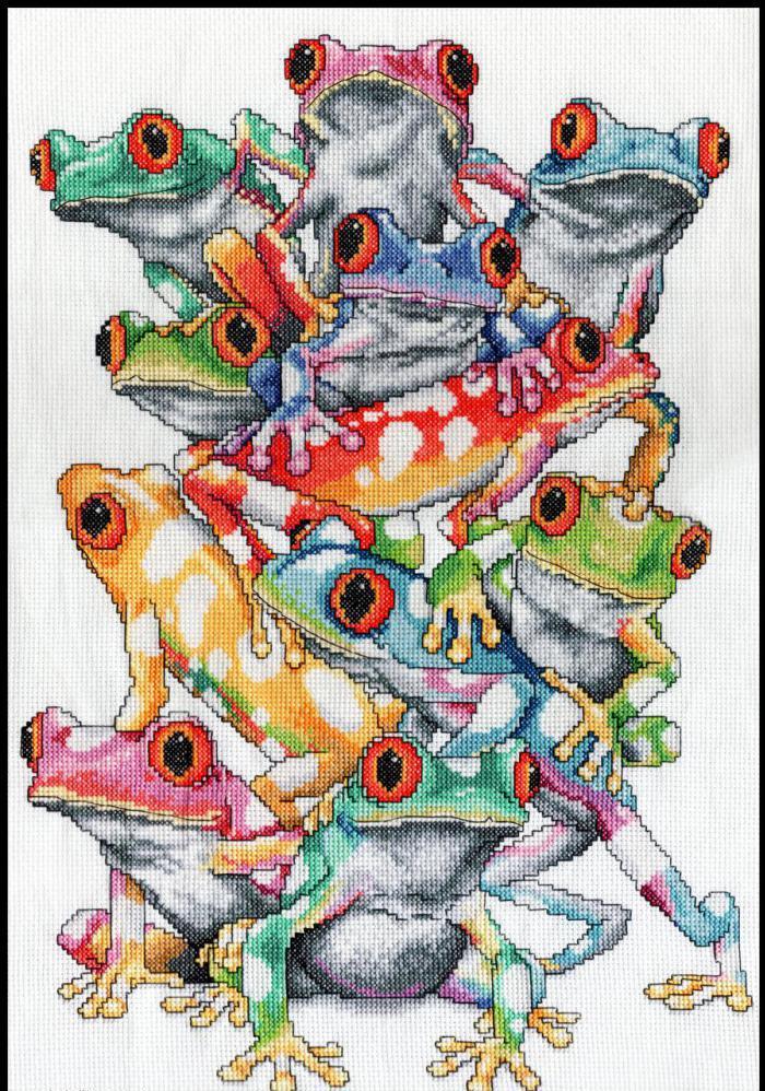 раунд робин лягушки