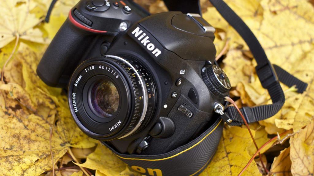 Мануальный объектив для Nikon