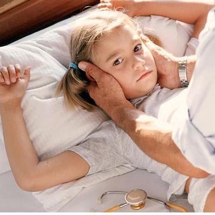 Менингит симптомы у детей фото