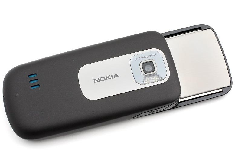 Задняя панель Nokia 6900