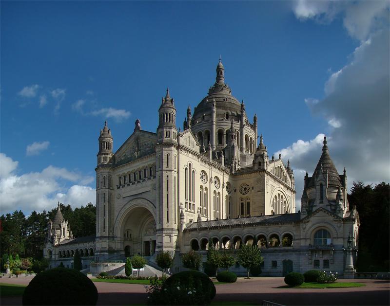 базилика святой терезы
