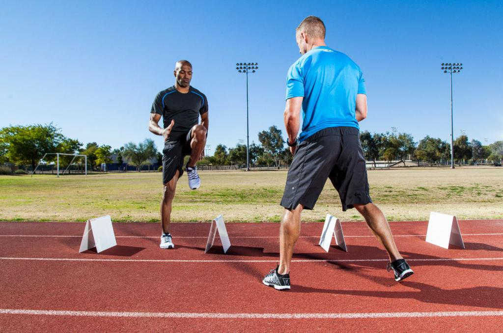 Как развить скоростно-силовые качества?