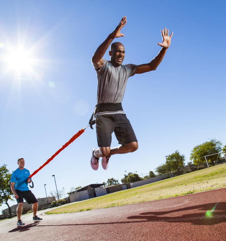 Тренировка скорости и силы