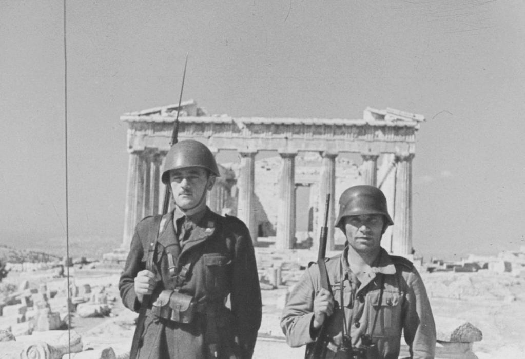 Победа Италии в войне 1940-1941