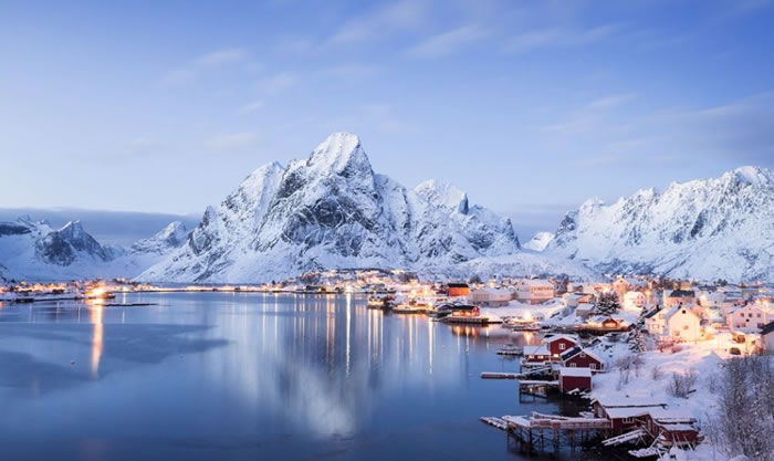 План путешествия по Норвегии