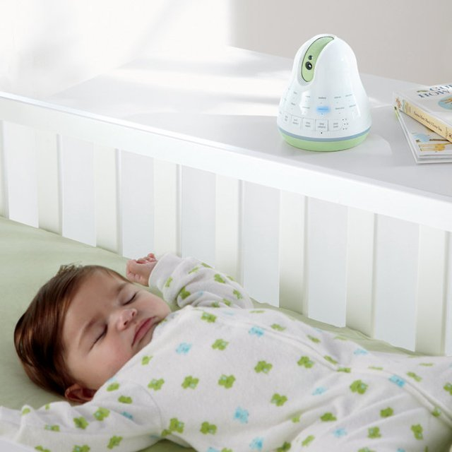 Контроль сна ребенка