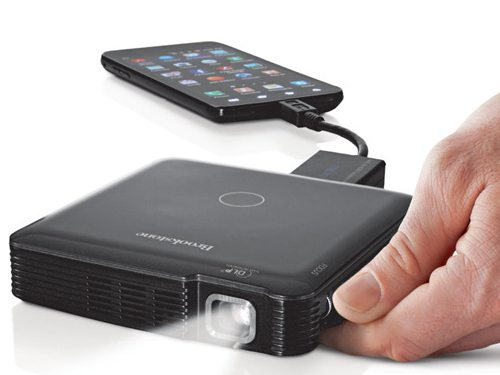 Проектор для мобильного телефона