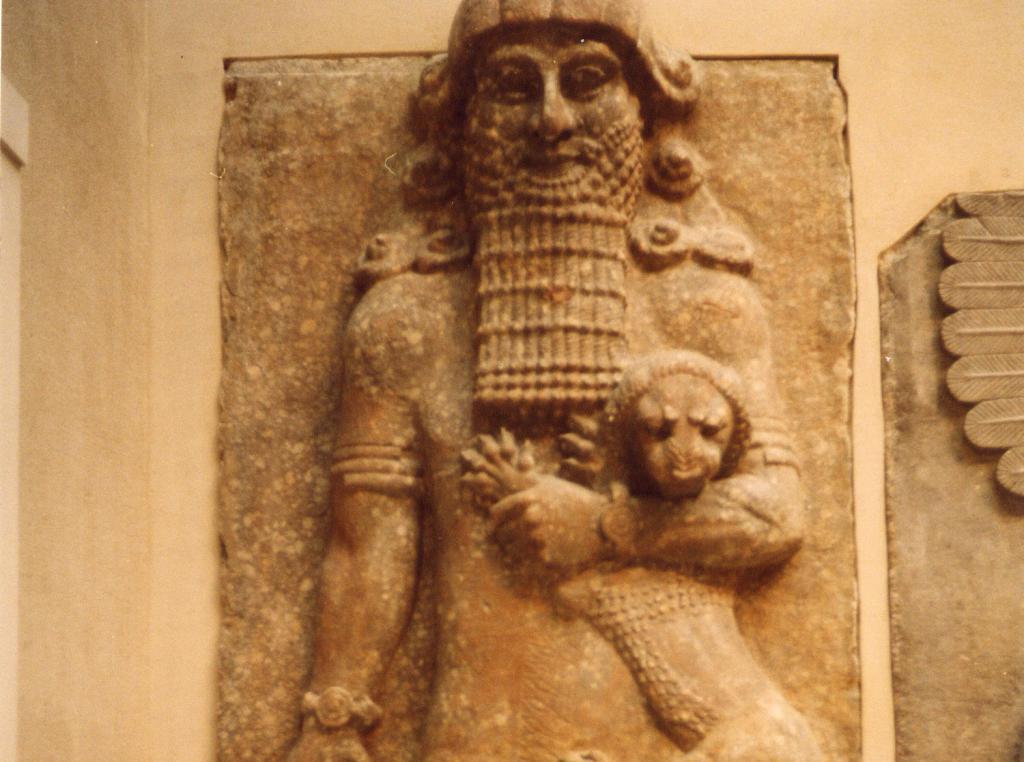 Гильгамеш – правитель Урука