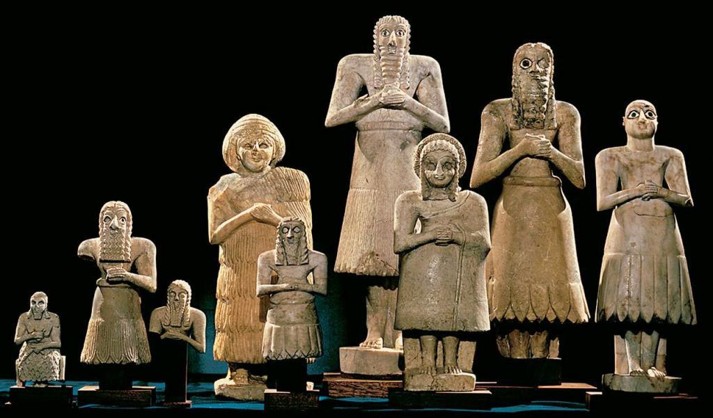 Шумерские боги
