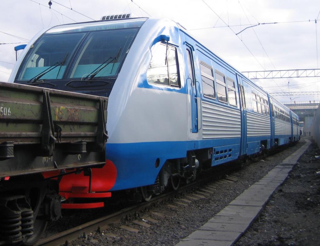Железнодорожное сообщение города