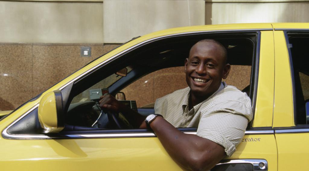 Приветливость и обходительность таксиста