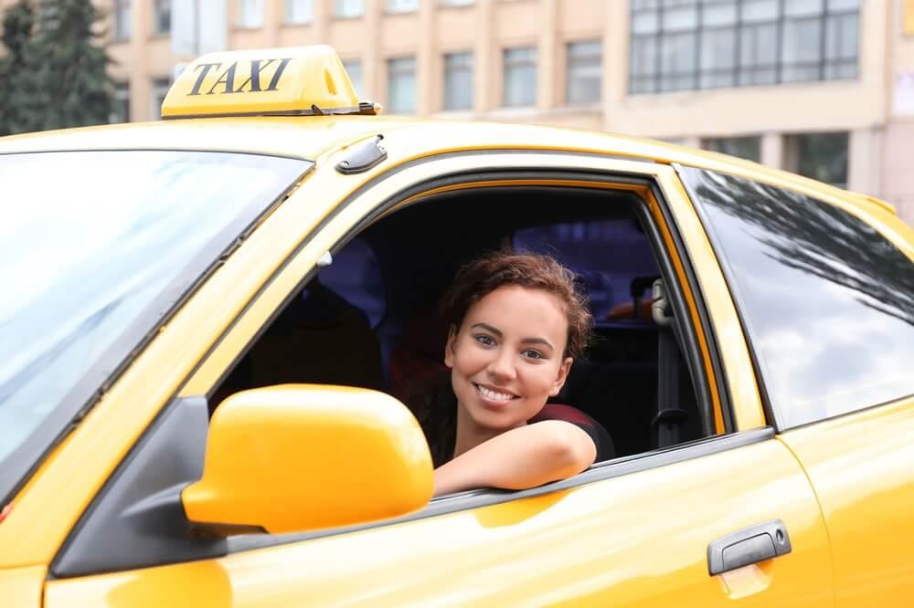 женское такси работа