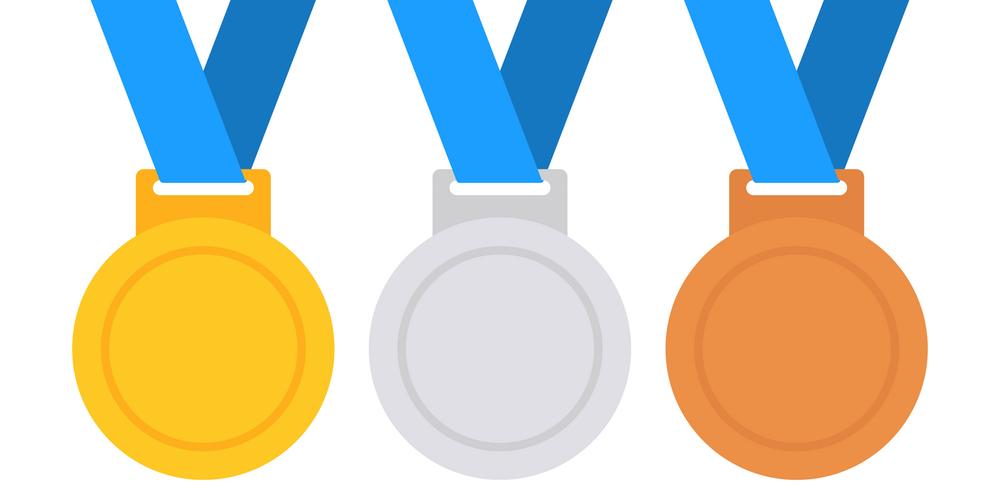 Розыгрыш медалей