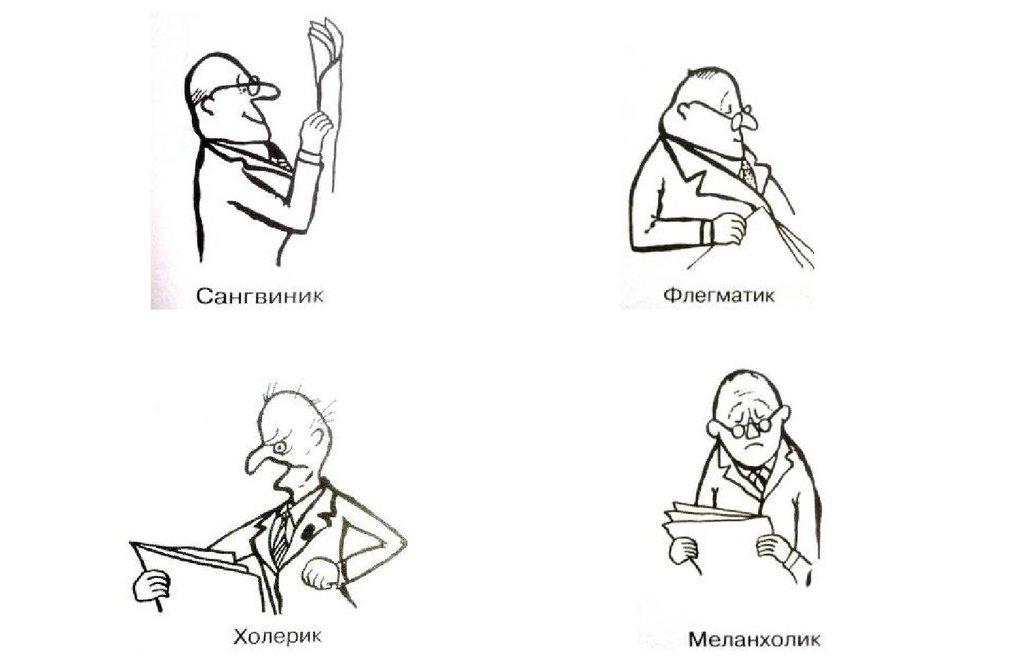 Профессия и темперамент