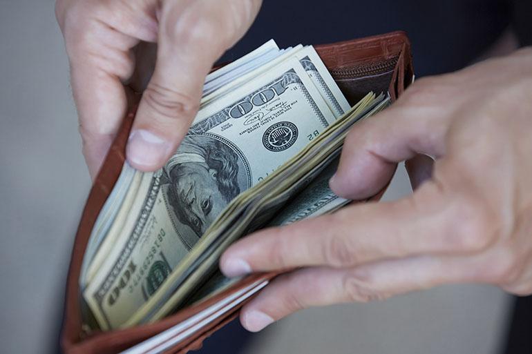 к чему снятся бумажные деньги в кошельке