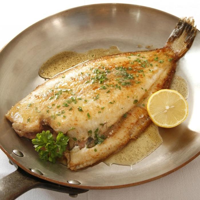 Как приготовить рыбу морской язык рецепты