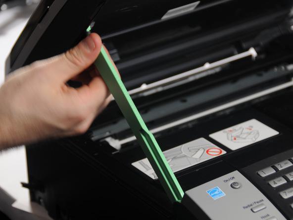 осмотр принтера