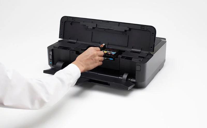 чиним принтер