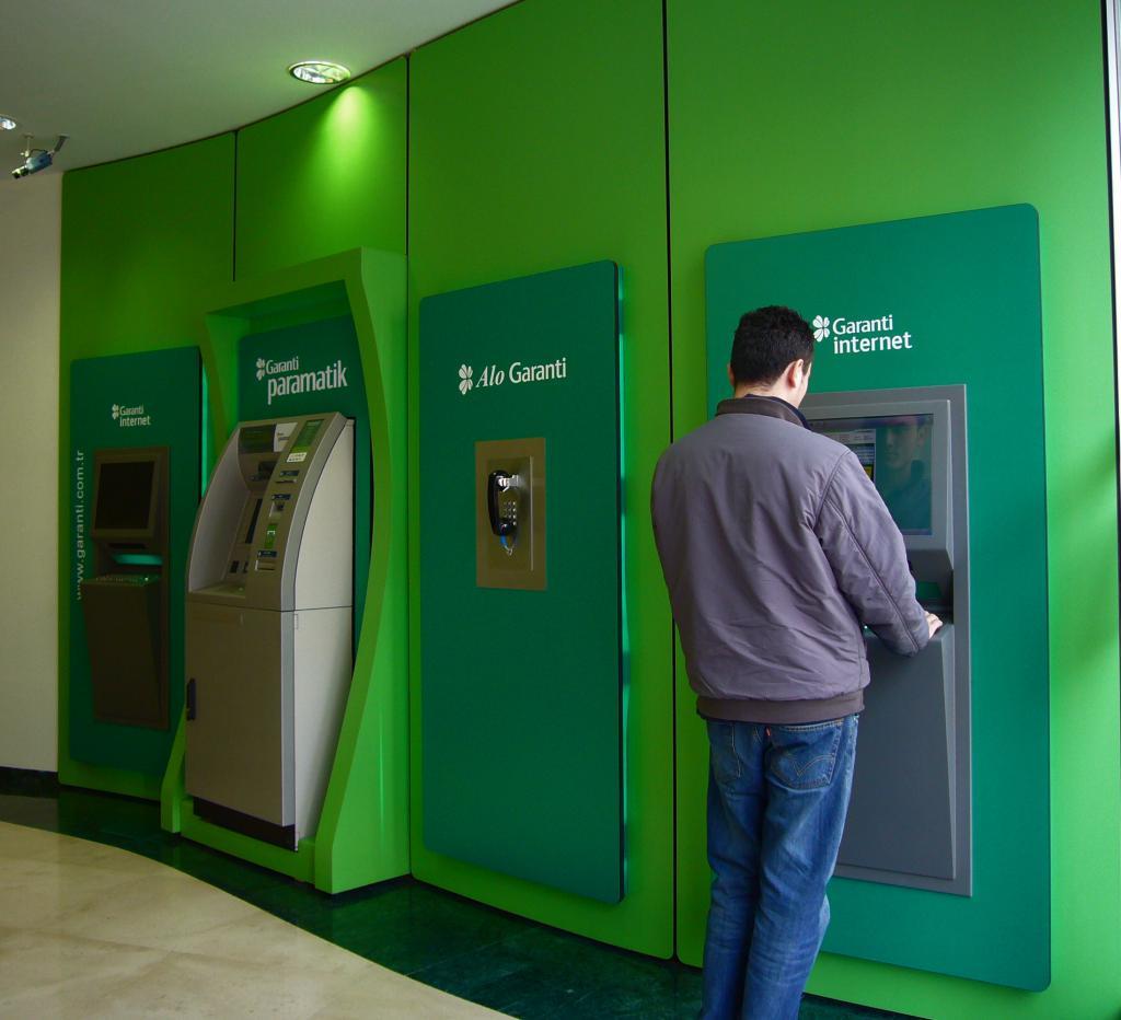 Оплата кредита в терминале