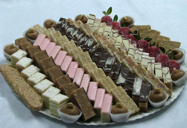 Сербские сладости