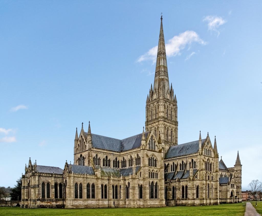 Кафедральный собор в Солсбери