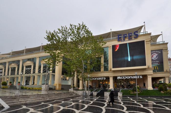 Торговые центры Баку