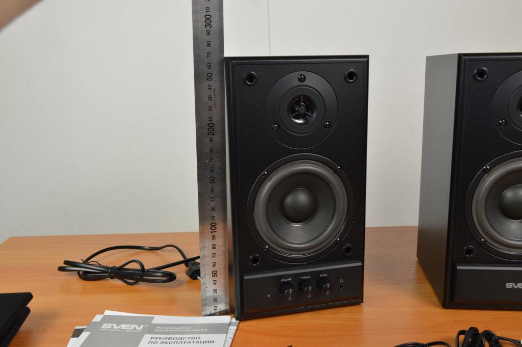 акустическая система sven sps 702