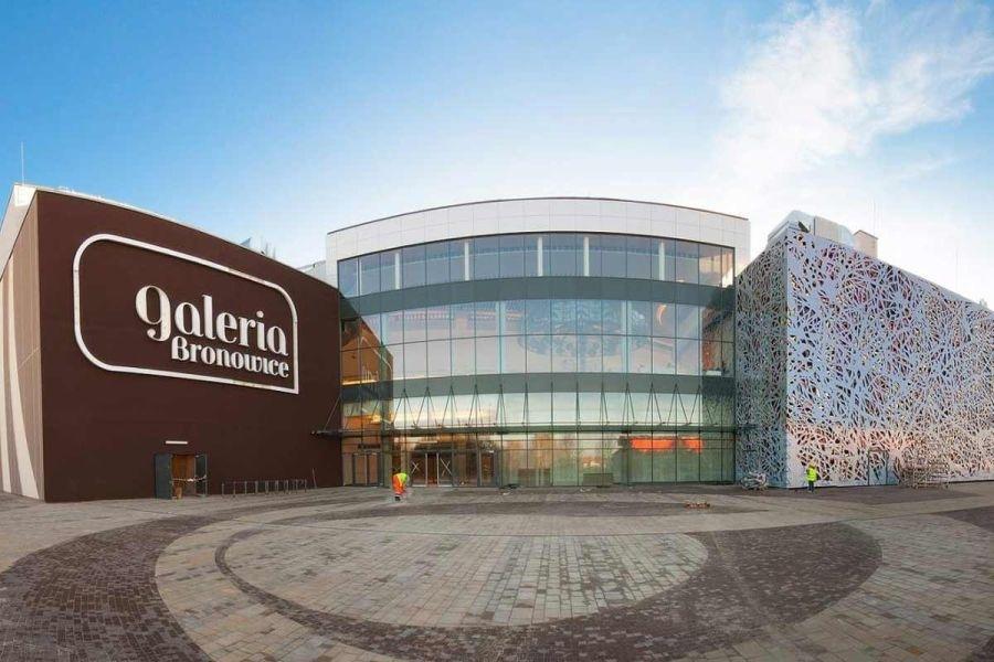 Торговый центр - Galeria Bronowice