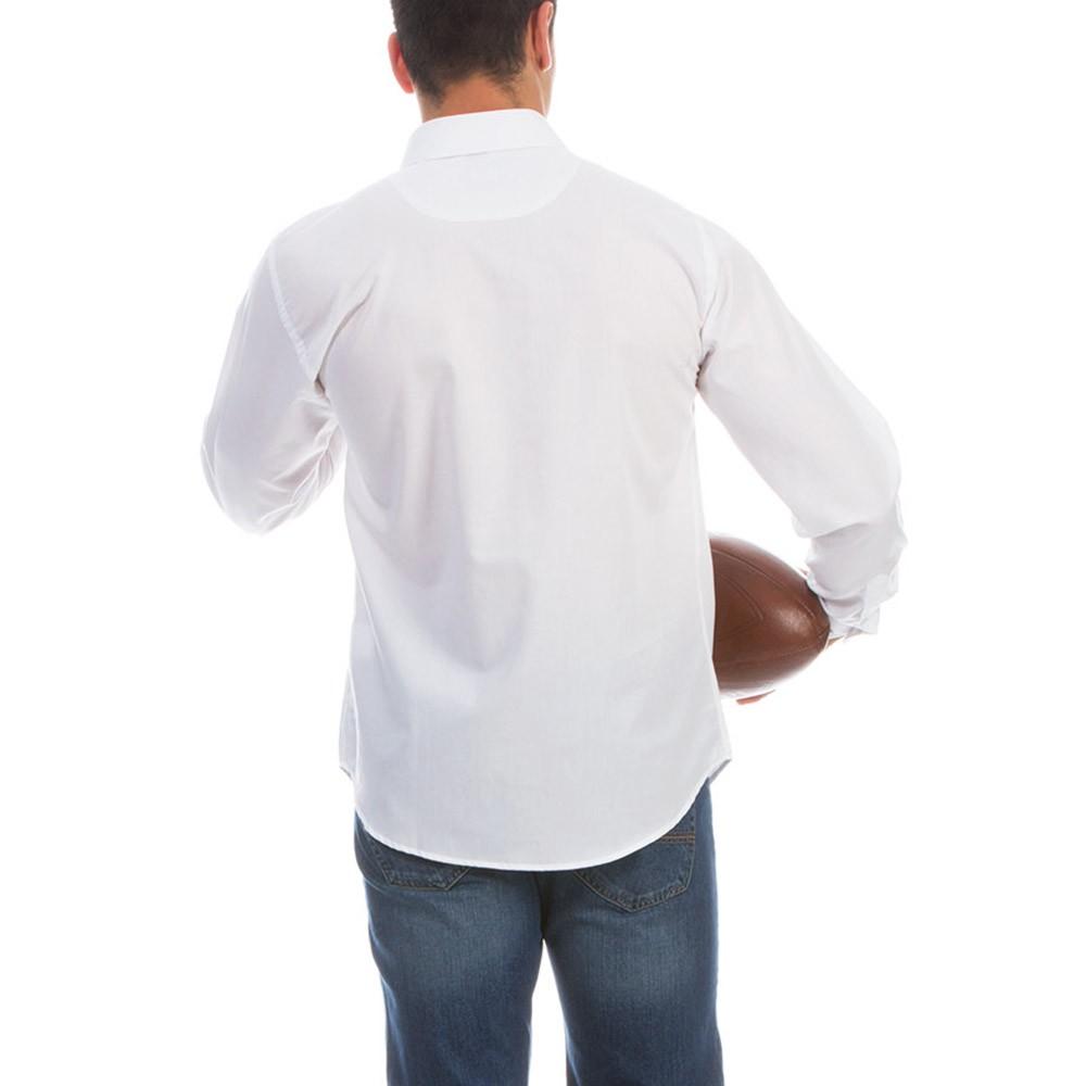 Сорочка из немнущейся ткани