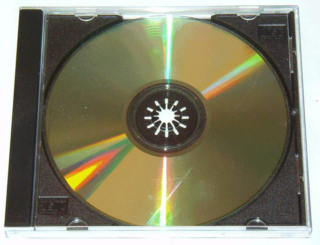 компакт диски программы