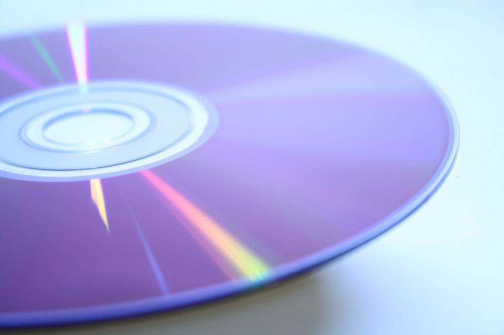 запись на компакт диск