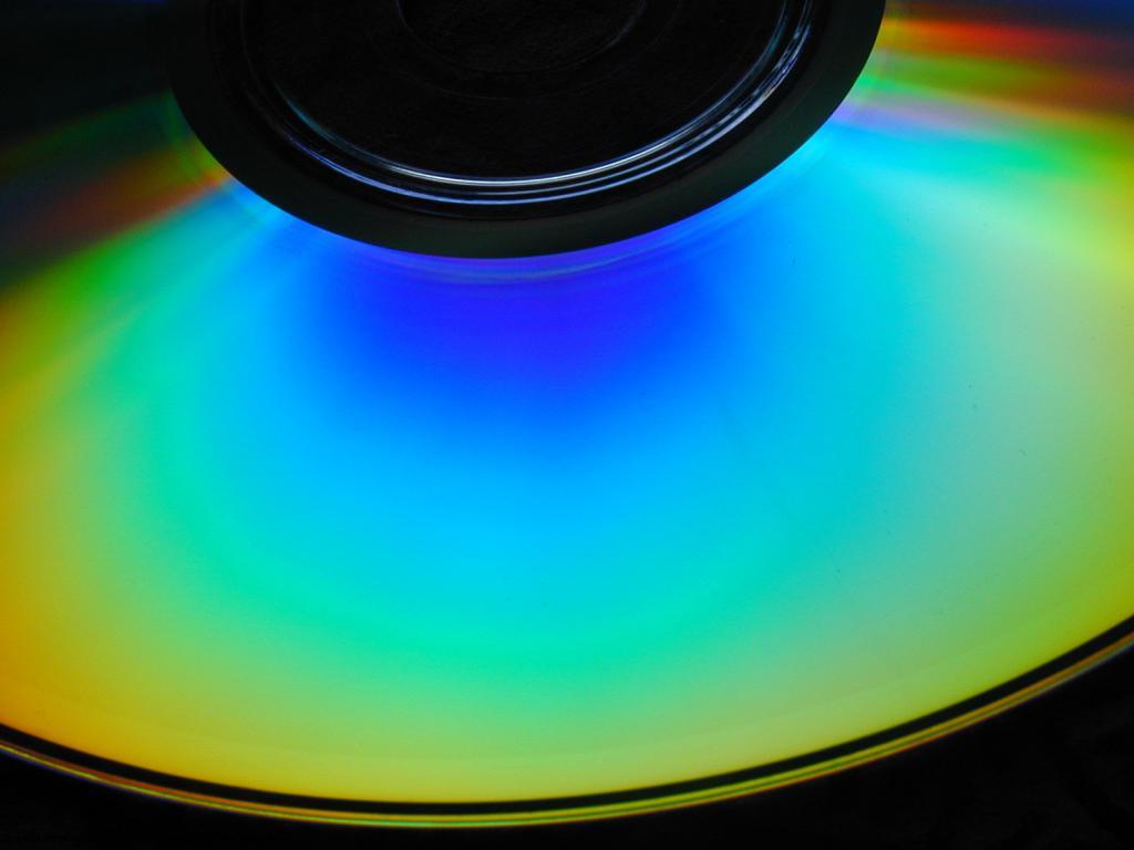 компакт диск для компьютера