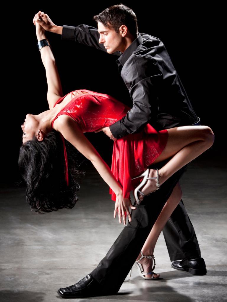 Танцевальные программы