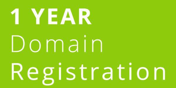 Регистрация на один год
