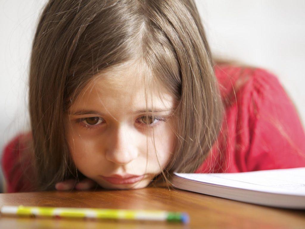 ребенок флегматик меланхолик