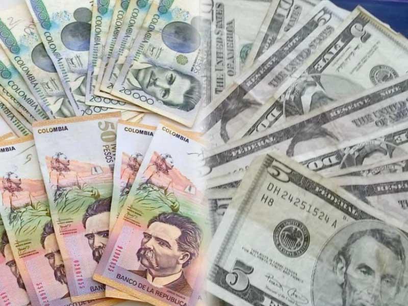 Колумбийские деньги