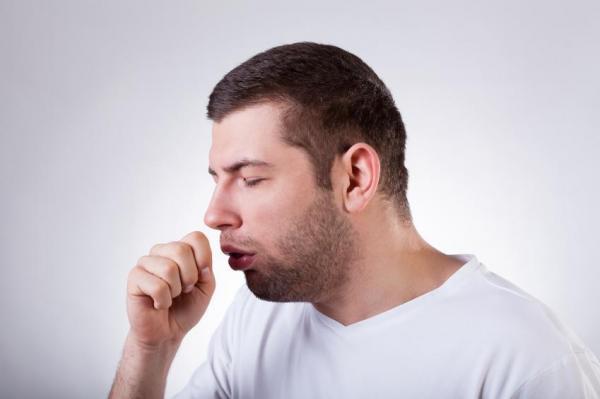 Нервный кашель у взрослых