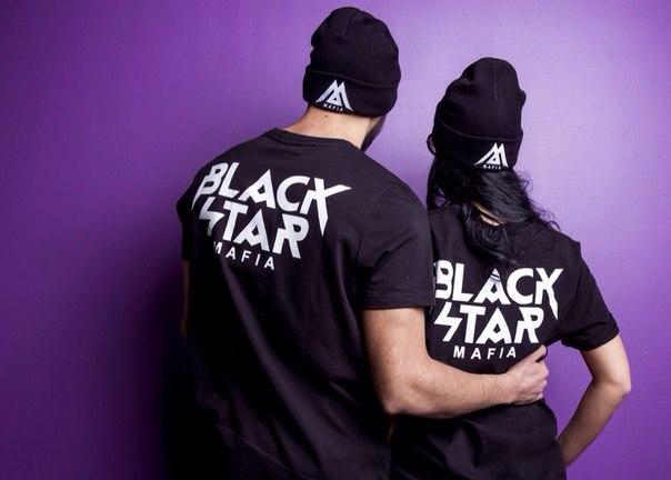 цвет мафии - черный цвет