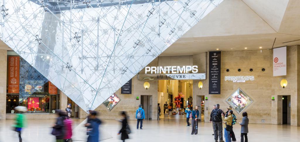 ТЦ Printemps Paris