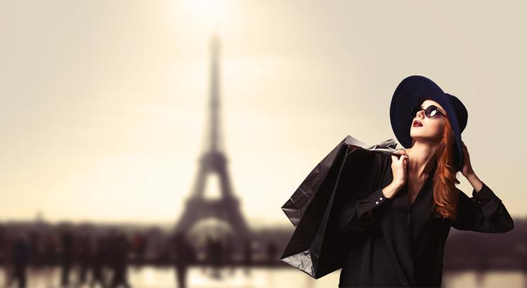 Лучшие шопинг-центры столицы Франции