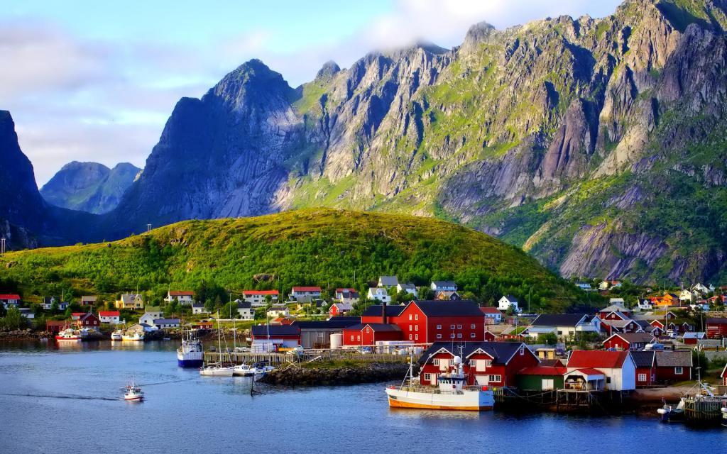 Норвегия - страна лучшей жизни