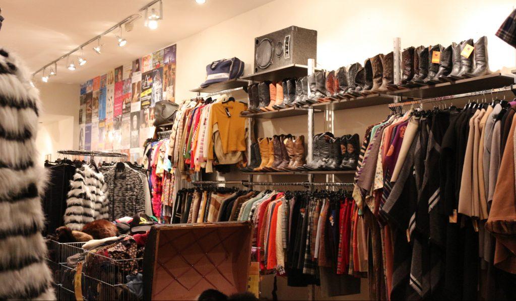 Zipper - это винтажный магазин