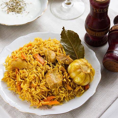 Индейка с рисом в мультиварке: варианты приготовления