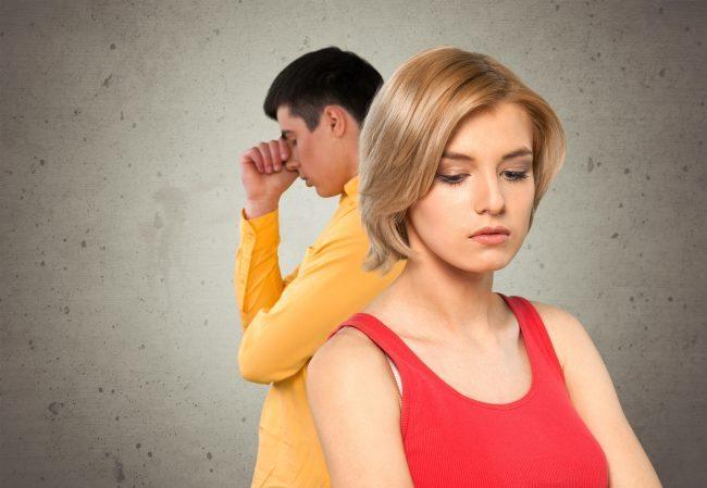 Почему жена отказывает мужу в близости