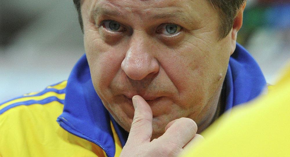 Тренер Заваров