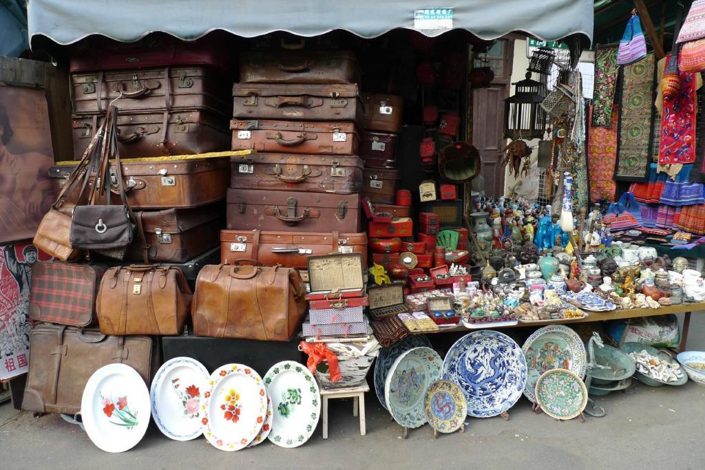 рынок Донг Таи