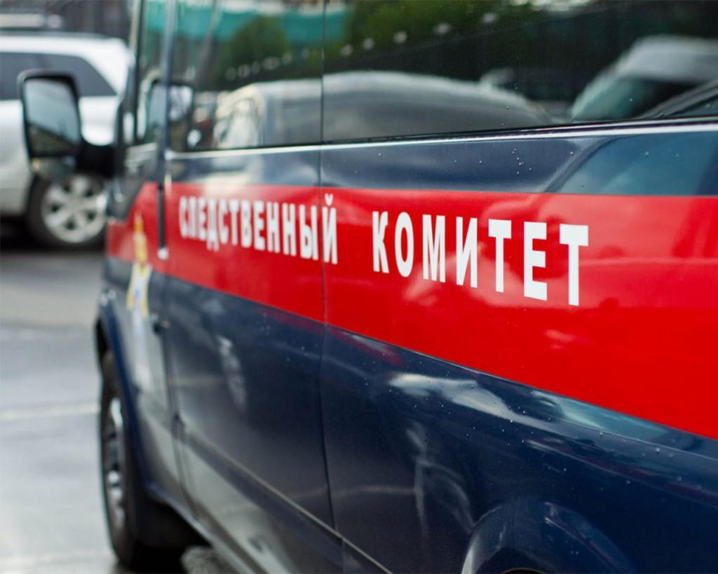 Машина следственного комитета