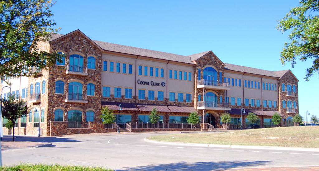 Центр Аэробики Купера в МакКинни