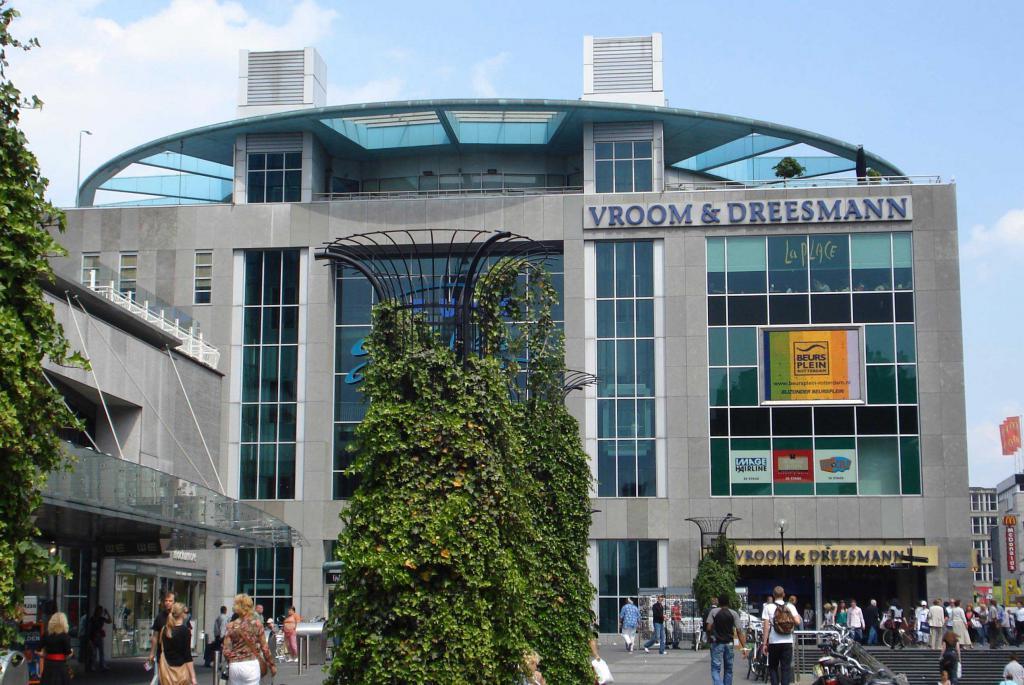 шопинг в амстердаме