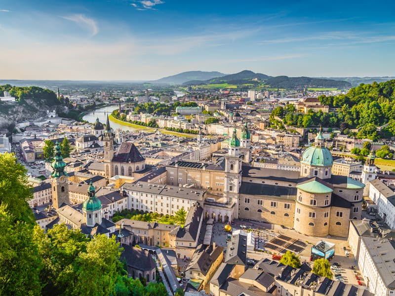 Старый Зальцбург